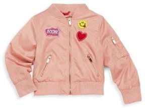 Urban Republic Little Girl's Smiley Jacket