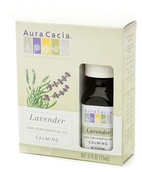 Aura Cacia 100% Pure Essential Oil Calming Lavender