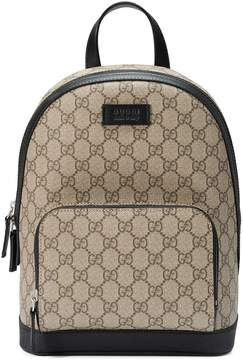 Gucci GG Supreme small backpack - GG SUPREME - STYLE
