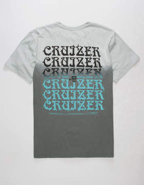 Co Cruizer And Dog Washed Mens T-Shirt