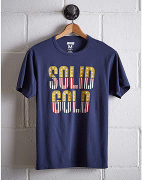 Tailgate Men's Solid Gold T-Shirt