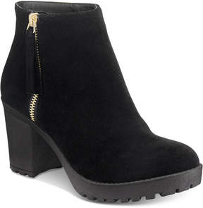 Material Girl Ellice Ankle Booties, Created for Macy's Women's Shoes