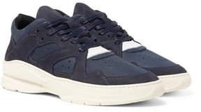 Filling Pieces Denver Leather Sneakers
