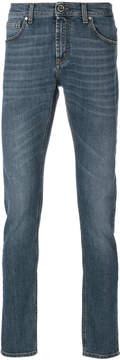 Dirk Bikkembergs mid rise jeans