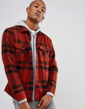 Brixton Durham Flannel Check Shirt