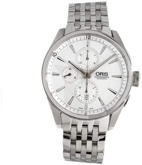 Oris Artix Chronograph 674 7644 4051MB Stainless Steel Automatic 44mm Mens Watch