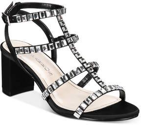 Caparros Insync Block-Heel Evening Sandals Women's Shoes