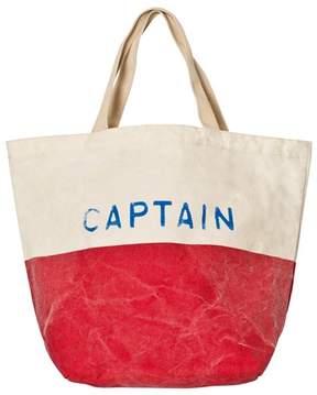 Bobo Choses Red Captain Petit Tote Bag