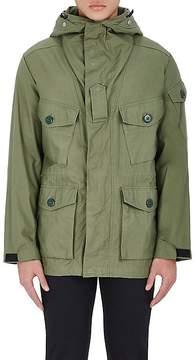 Rag & Bone Men's Cotton Canvas Hooded Field Jacket