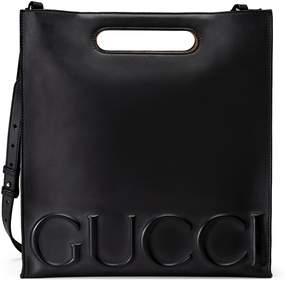 Gucci XL leather tote
