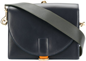 Sacai top handle box bag