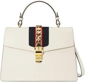 Gucci Sylvie medium top handle bag