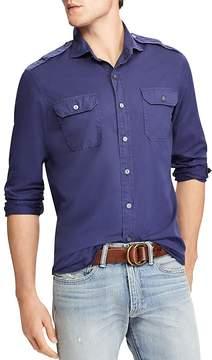 Polo Ralph Lauren Surplus Twill Classic Fit Sport Shirt