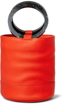 Simon Miller Bonsai Medium 20 Leather Bucket Bag