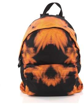 Givenchy Pre-owned: Pocket Backpack Printed Nylon.