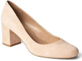 Gap Suede block heels