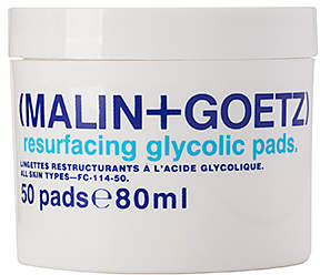 Malin+Goetz Resurfacing Glycolic Acid Pads