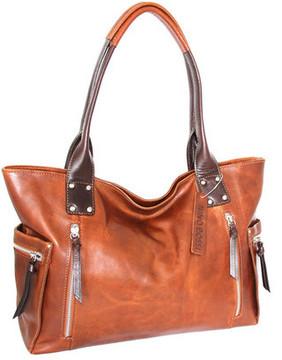 Nino Bossi Women's Tessa Leather Tote