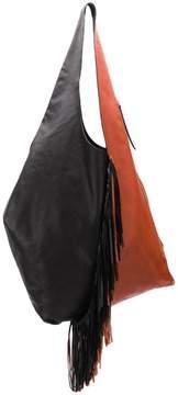 Isabel Marant Eenda fringed shoulder bag