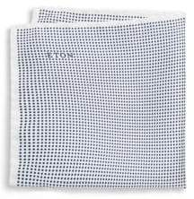 Eton Silk Dotted Pocket Square
