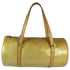 Louis Vuitton Papillon leather bag - YELLOW - STYLE