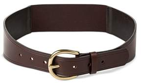 Mossimo Women's Leather Belt with Stretch