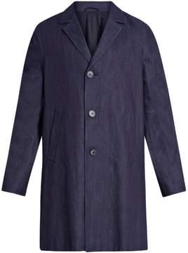 Raey Three-button denim coat