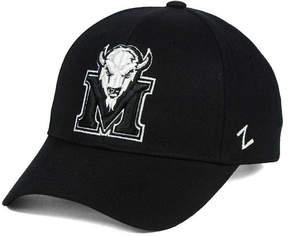 Zephyr Marshall Thundering Herd Black & White Competitor Cap