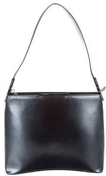 Paco Rabanne Smooth Leather Shoulder Bag
