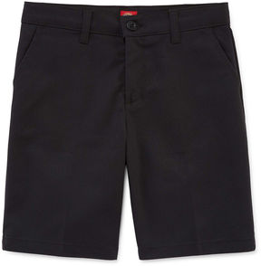 Dickies Slim-Fit Flat-Front Shorts - Preschool Girls 4-6x