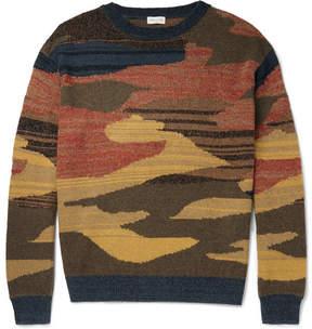 Dries Van Noten Cashmere-Blend Sweater