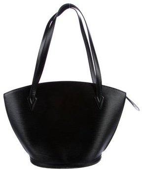 Louis Vuitton Epi St. Jacques Shopping GM - BLACK - STYLE