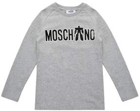 Moschino OFFICIAL STORE Long sleeve t-shirt