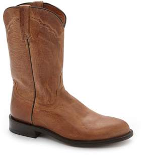 Lucchese Since 1883 Men's Mad Dog Goat Roper Western Boots