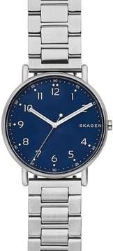 Skagen Men's Signatur Bracelet Watch, 40mm