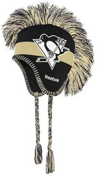Reebok Youth Pittsburgh Penguins Mohawk Knit Cap