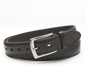 Dockers Stretch & Stitch Leather Belt - Big & Tall
