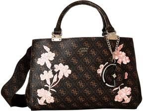 GUESS Eden Girlfriend Satchel Satchel Handbags