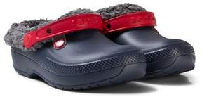 Crocs Navy/Slate Grey Classic Blitzen III Clog K Shoes