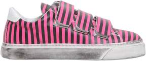 Gienchi Striped Sneakers