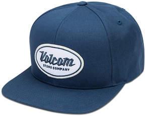 Volcom Men's Cresticle Snapback Logo Hat