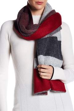 Joe Fresh Colorblock Chunky Unisex Scarf