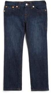 True Religion Toddler's & Little Boy's Geno Classic Jeans
