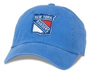 American Needle Men's New Raglan Nhl Cap - Blue