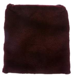 The Row Mink Medicine Pouch