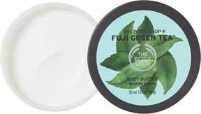 The Body Shop Travel Size Fuji Green Tea Body Butter