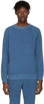 Blue Blue Japan Indigo Pocket Pullover