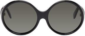 Saint Laurent Black SL M1 Sunglasses