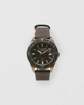 Abercrombie & Fitch Limited Edition Diver Watch