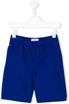Stone Island Junior classic swim shorts